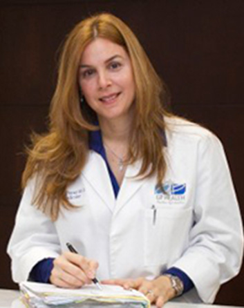 Gilly A. Perez  M.D.